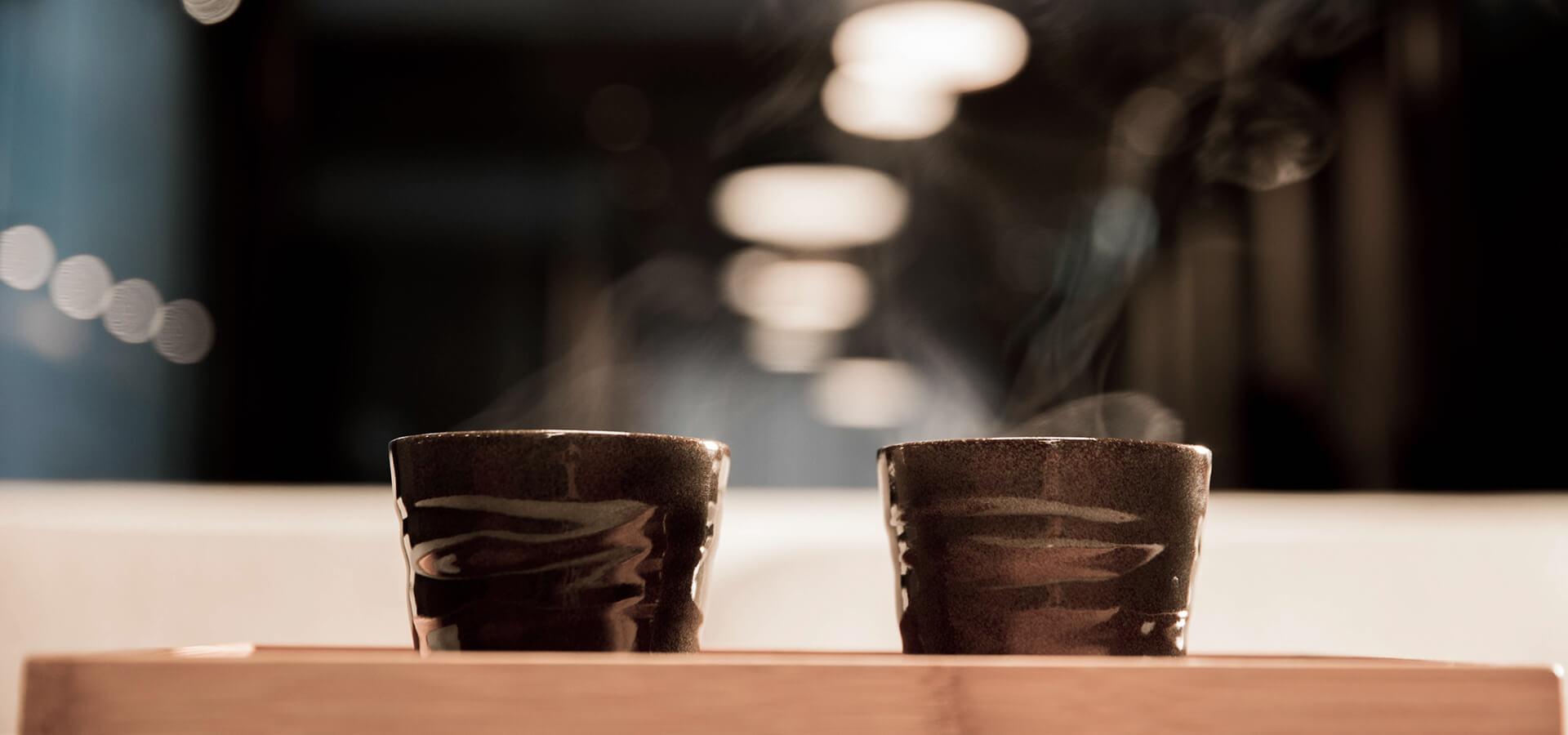 插圖 - 燒製茶杯x2